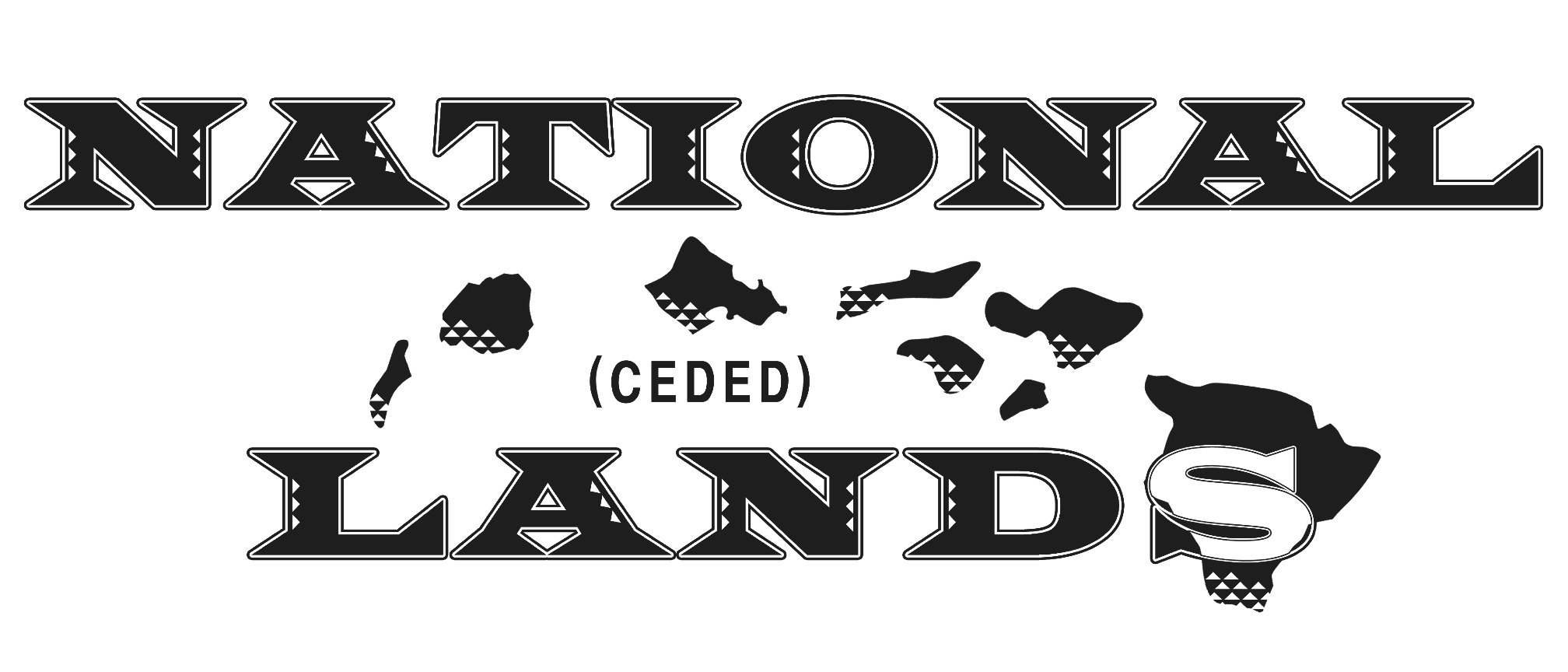 National (ceded) Lands Logo